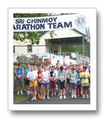 Sri Chinmoy Marathon Team – New Zealand