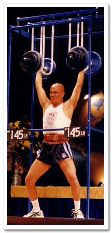 Sri Chinmoy weightlifting